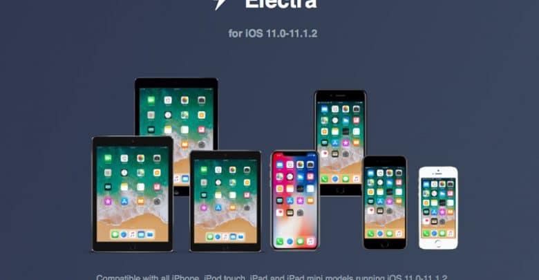 Electra Jailbreak iOS 11.3.1