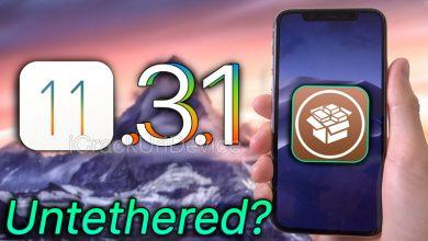 Jailbreak iOS 11.3.1 Untethered Remount