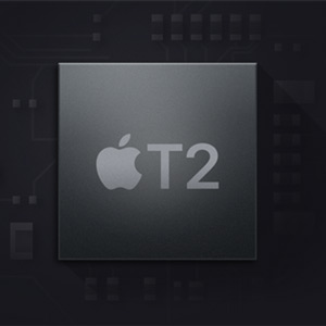 Apple MacBook Pro T2 Hey Siri