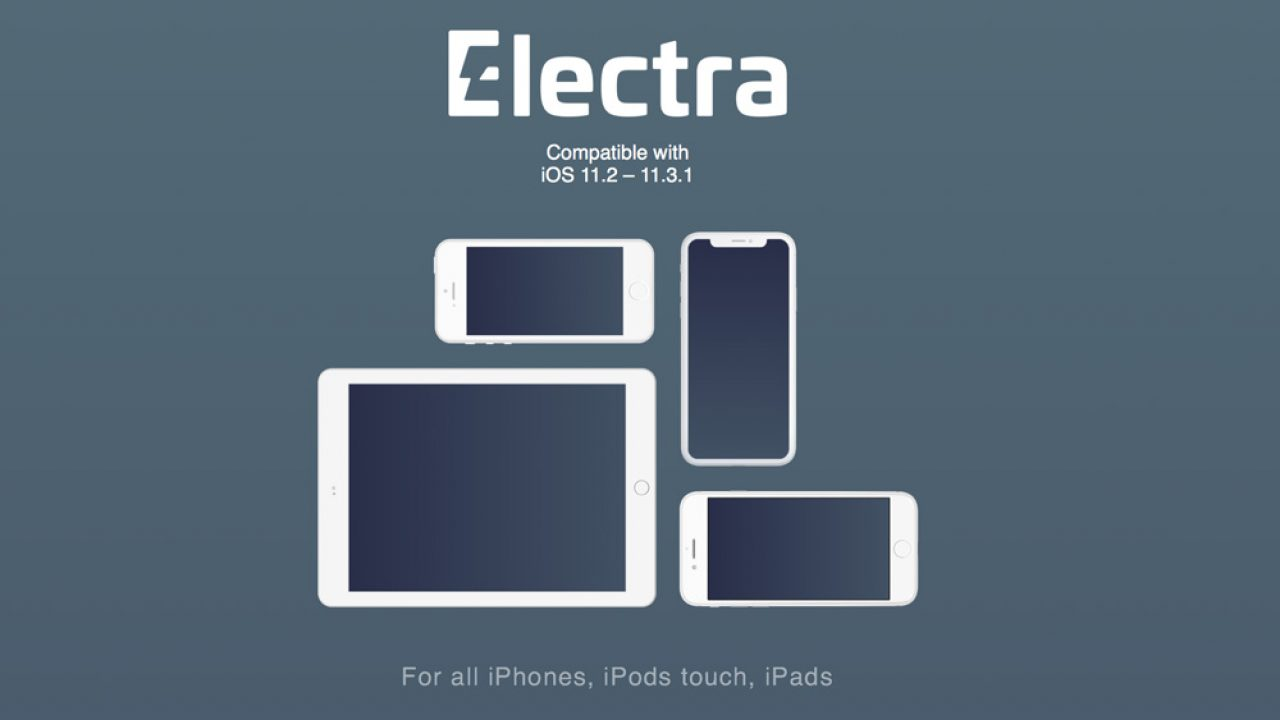UPDATE: Jailbreak iOS 11 4 1 with Electra for iPhone, iPad