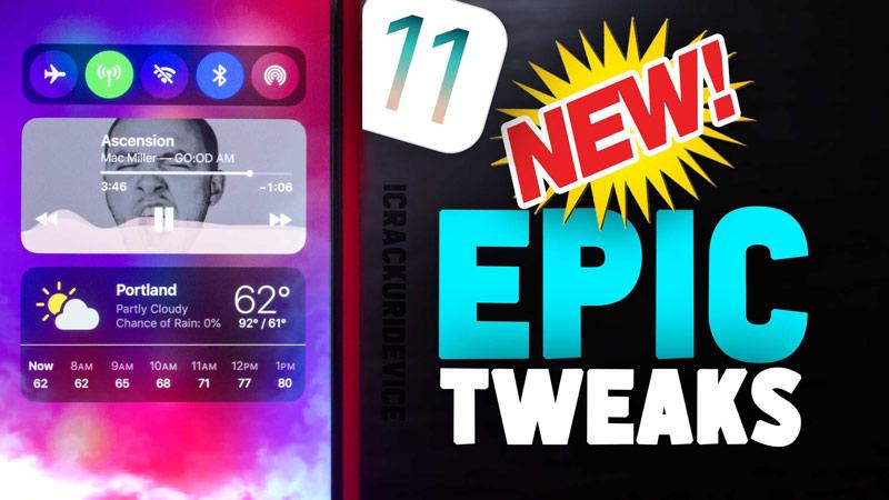 Top Cydia Tweaks iOS 11.3.1 Jailbreak