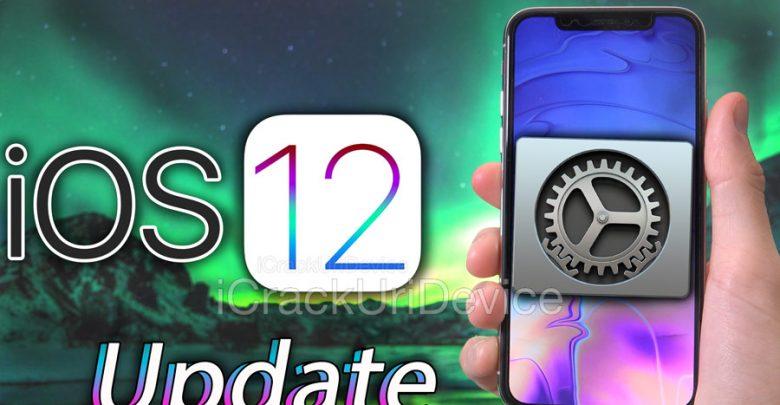 Install iOS 12 Beta 4