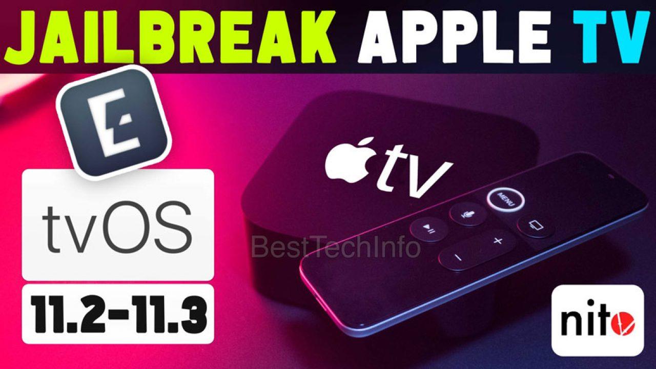 Jailbreak Apple TV 4 & 4K on tvOS 11 3 with Electra iOS 11 3