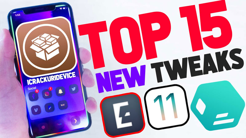 Top 44 iOS 11 3 1 Jailbreak Tweaks! BEST iOS 11 3 - 11 4