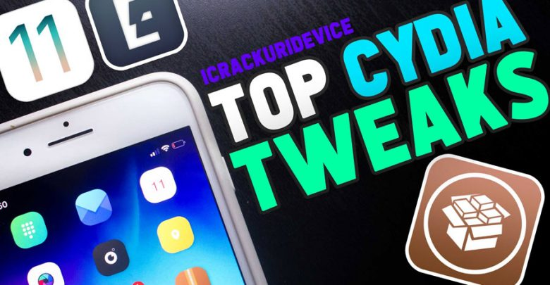iOS 11.3.1 Cydia Tweaks