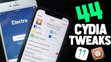 Top Electra Tweaks iOS 11.3.1-Jailbreak