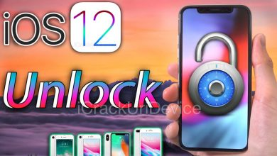 Unlock iPhone X and 8