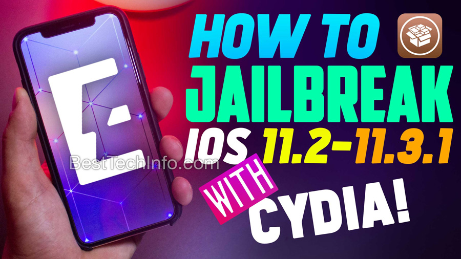 how to jailbreak ios 11.3.1
