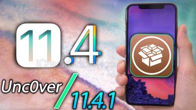 Jailbreak iOS 11.4