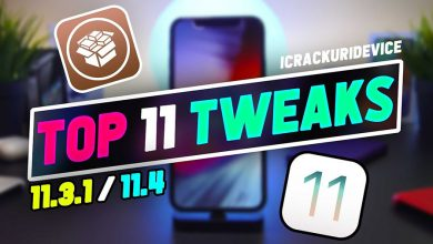 Top Cydia Tweaks iOS 11.4