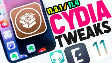 Top Cydia Tweaks iOS 11.3.1