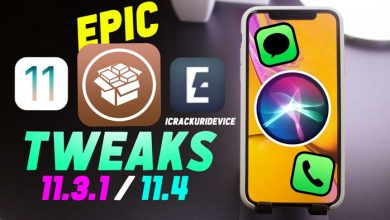 Top Tweaks iOS 11.3.1 September