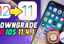 iOS 12 Downgrade Tutorial