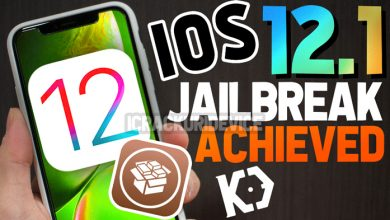iOS 12.1 Jailbreak A12