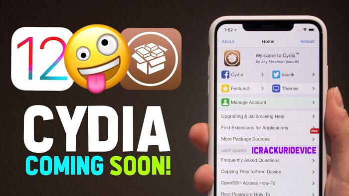 Cydia Updates