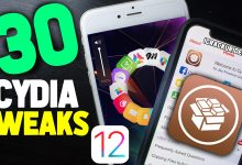 Jailbreak iOS 12 Tweaks