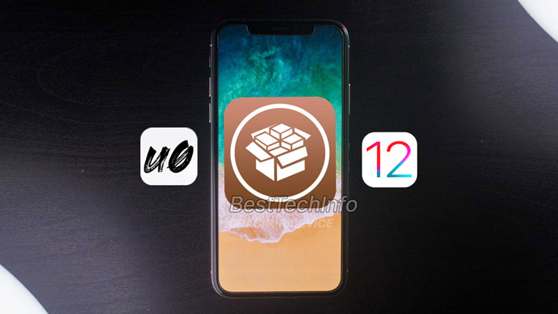 Jailbreak iOS 12 and 12.3