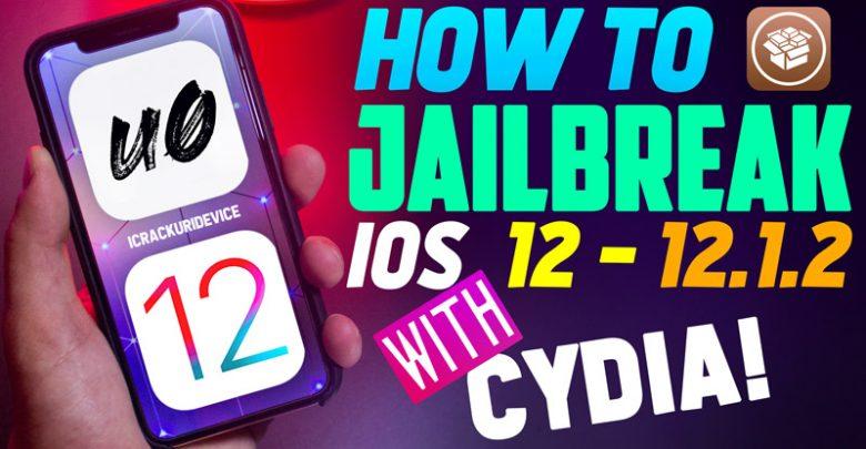 Jailbreak iOS 12.1.2 Unc0ver