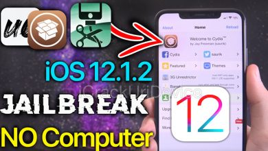No Computer Jailbreak iOS 12