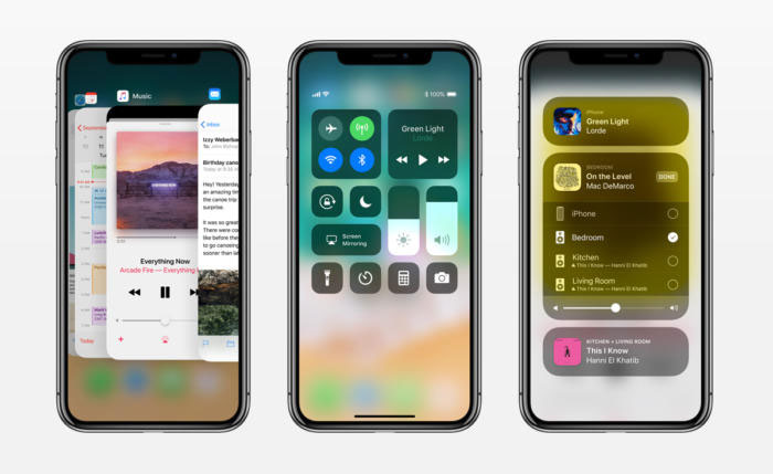 Unjailbreak iOS 12