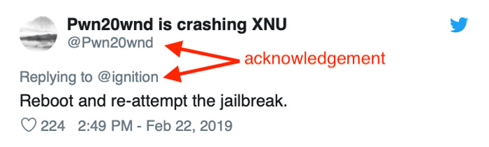pwn20wnd jailbreak ios 12.1.2 no pc