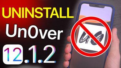 unc0ver unjailbreak iOS 12
