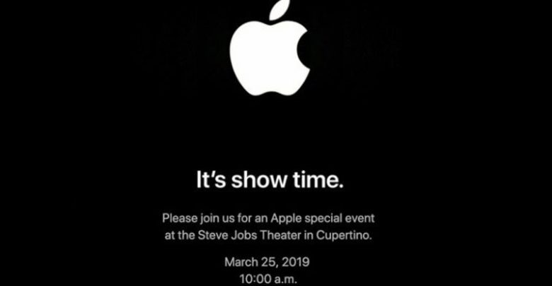 Apple It's Showtime