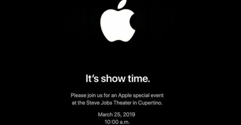 Apple It's Showtime