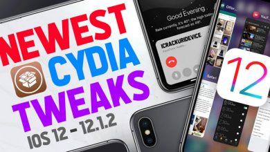 NEW Cydia Tweaks iOS 12 Jailbreak