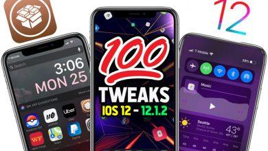 Top Cydia Tweaks iOS 12 - 12.1.2