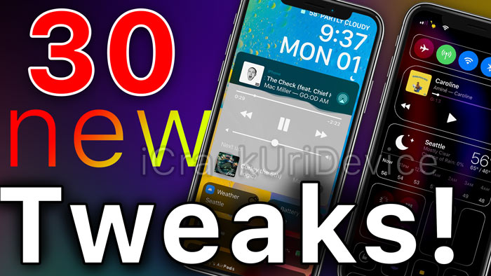 top 30 cydia tweaks ios 12