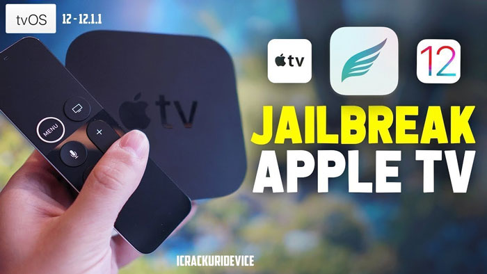 Jailbreak Apple TV 4 tvOS 12