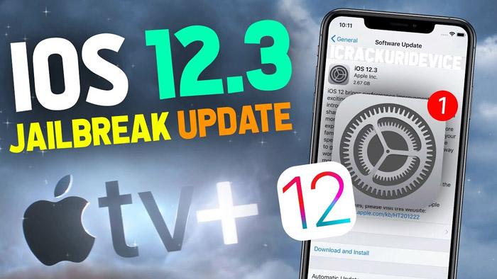 Jailbreak for iOS 12.3