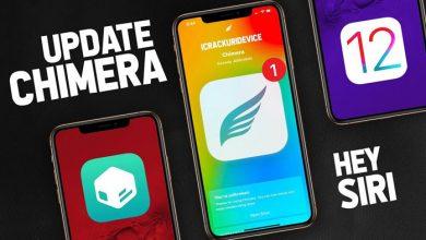 update chimera