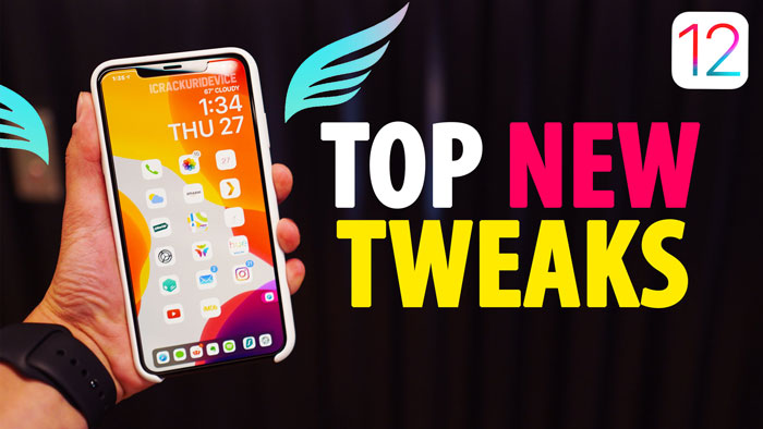 Top 100+ Jailbreak Tweaks for iOS 12 and 12 4 (Cydia / Sileo)
