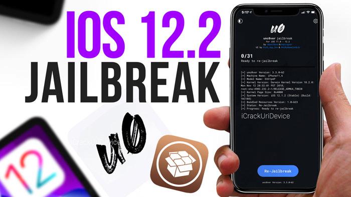 Jailbreak iOS 12.2