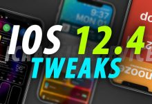 jailbreak ios 12.4 tweaks