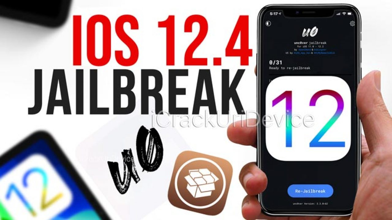How to Jailbreak iOS 12 4 without a Computer - Unc0ver & Chimera