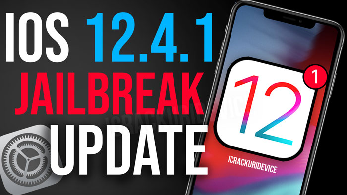 jailbreak ios 12.4.1