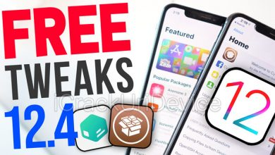 top free tweaks ios 12.4