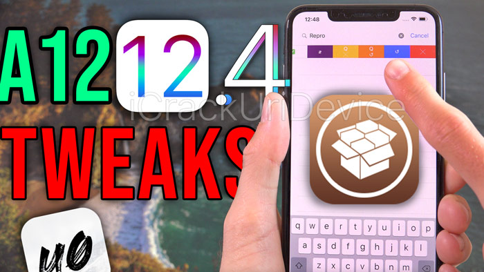 a12 jailbreak tweaks for 12.4