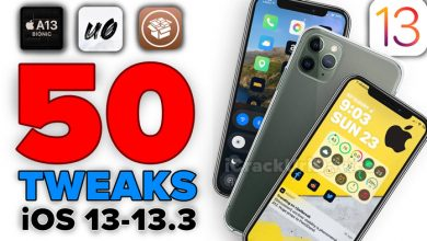 Top iOS 13 Cydia Tweaks