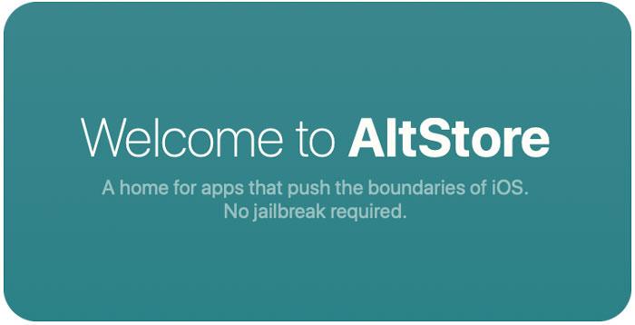 jailbreak iOS 13.3 altstore