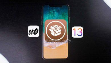 unc0ver jailbreak iOS 13 iOS 13.3 A12 A13