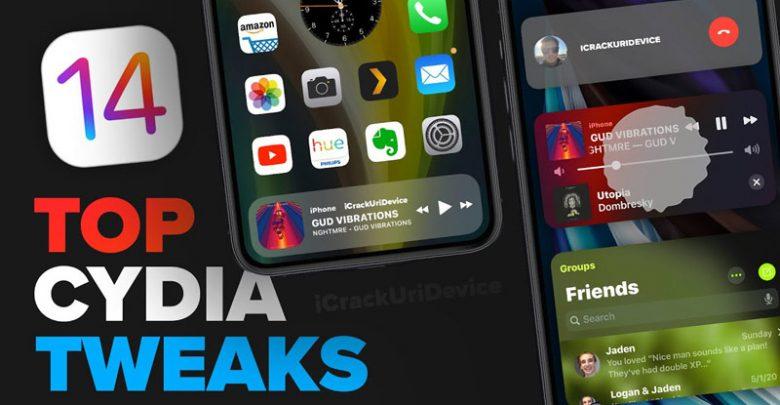 top jailbreak iOS 13.5 tweaks
