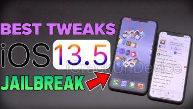 best essential tweaks iOS 13.5