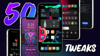 Top Jailbreak Tweaks iOS 14.3