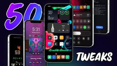 Top Jailbreak Tweaks iOS 14.3